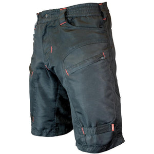YOUTH SINGLE TRACKER, Kids Mountain Bike Shorts with Padded Underliner - Urban Cycling Apparel