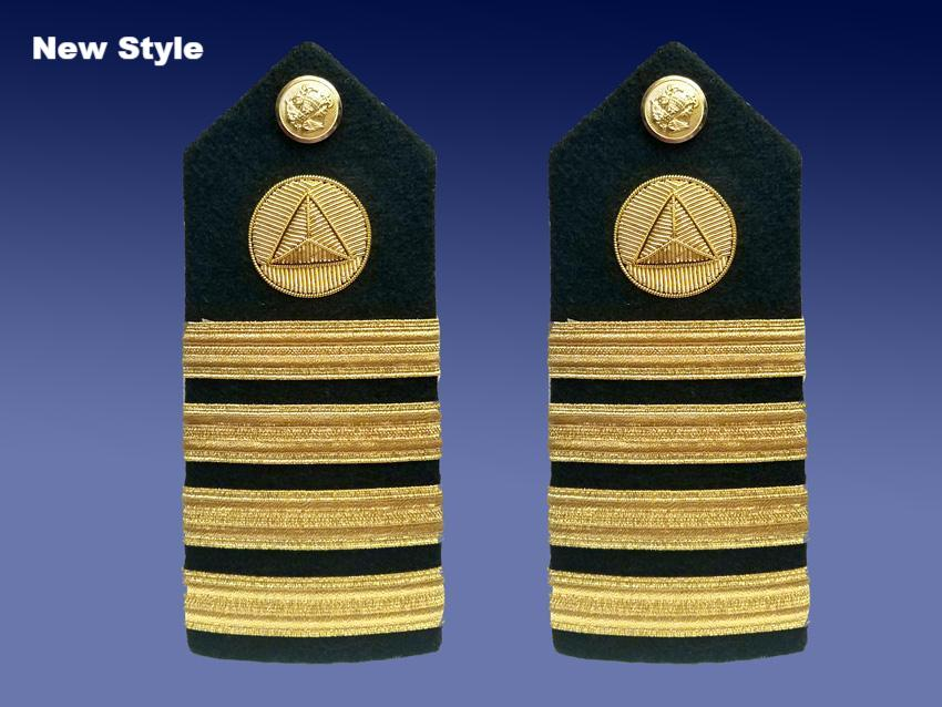 "FEMALE ""Hard"" Shoulder Boards (FEMALE ""NEW"" style)"