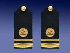 "MALE ""HARD"" Shoulder Boards (MALE)"