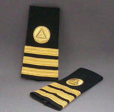 "NOAA ""SOFT"" Shoulder Boards (Unisex)"