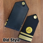 "FEMALE ""Hard"" Shoulder Boards (FEMALE ""OLD"" style)"