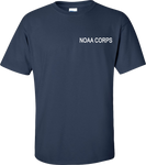 NOAA Corps Hot Wx (Standard) T-Shirt