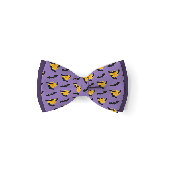 Bats - Double Layered Bow Tie