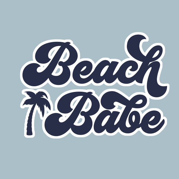 Beach Babe - Add On - PawTies
