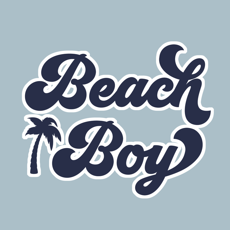 Beach Boy - Add On - PawTies