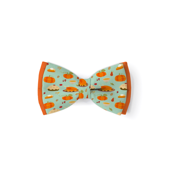 Clean Up Crew - Double Layered Bow Tie