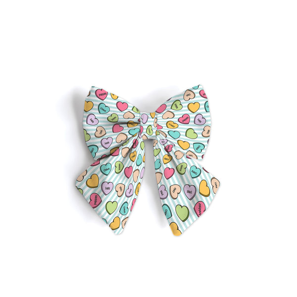 Conversation Hearts Multi - Sailor Bow
