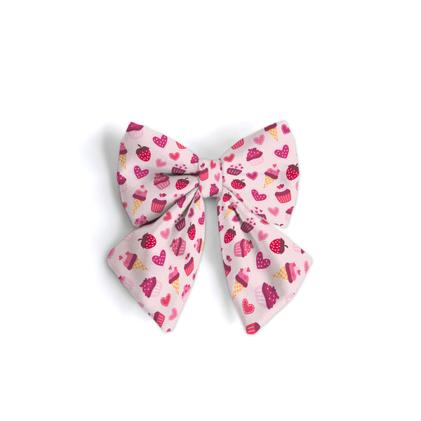 Cupcakes - Sailor Bow