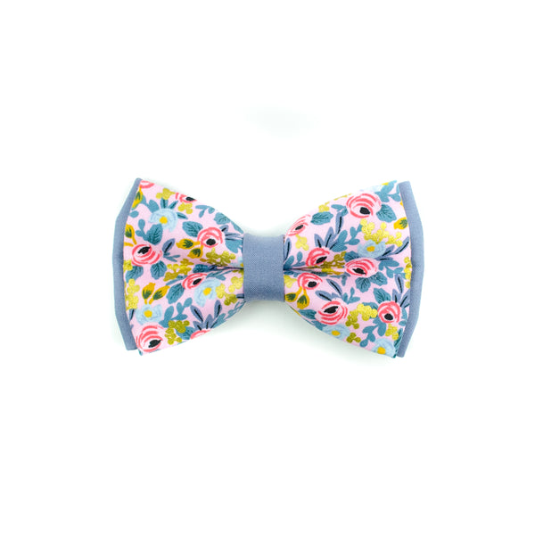 Barcelona - Double Layered Bow Tie