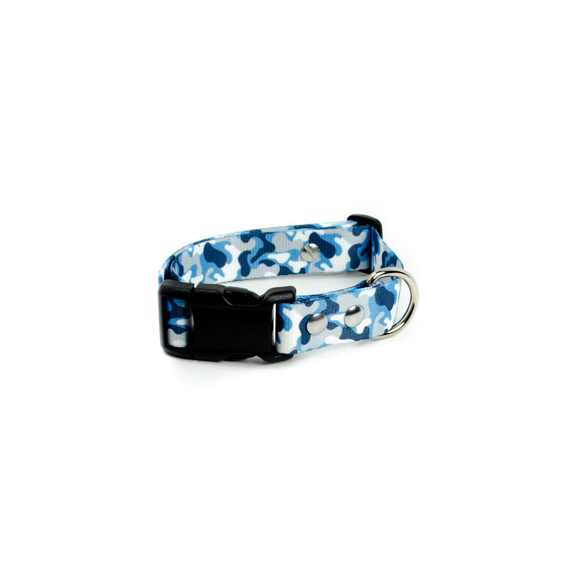 Blue Sprinkles - Sailor Bow - PawTies