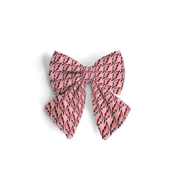 Pink Thunder - Sailor Bow