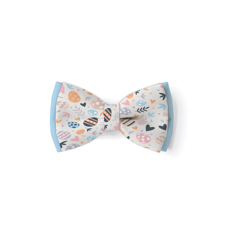 Easter Eggs - Double Layered Bow Tie