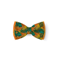 Fall Foliage - Double Layered Bow Tie