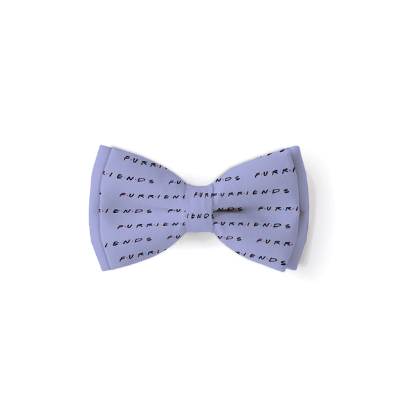 Furriends - Double Layered Bow Tie