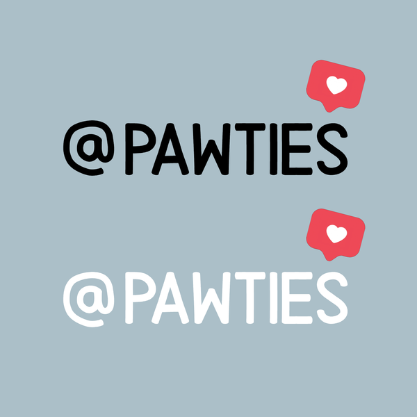IG Handle - Add On - PawTies