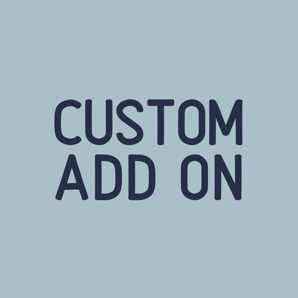 Custom Add On