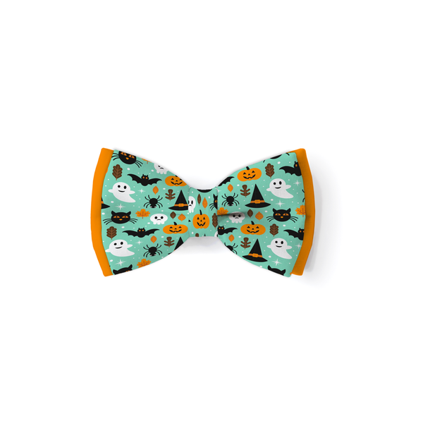 Not Your Boo - Double Layered Bow Tie