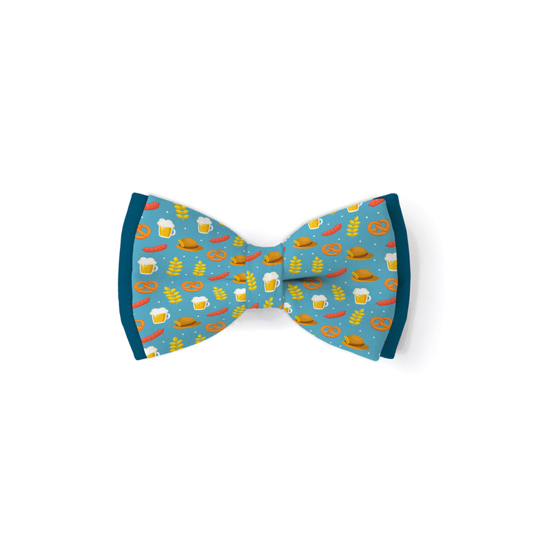 Oktober Fest - Double Layered Bow Tie