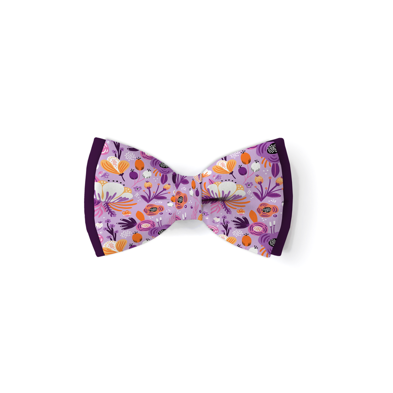 Lola - Double Layered Bow Tie