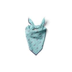 Happy Shark - Double Sided Dog Bandana