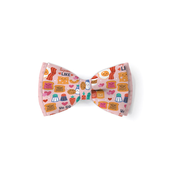 Best Friends - Double Layered Bow Tie