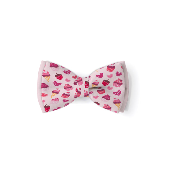 Cupcakes - Double Layered Bow Tie