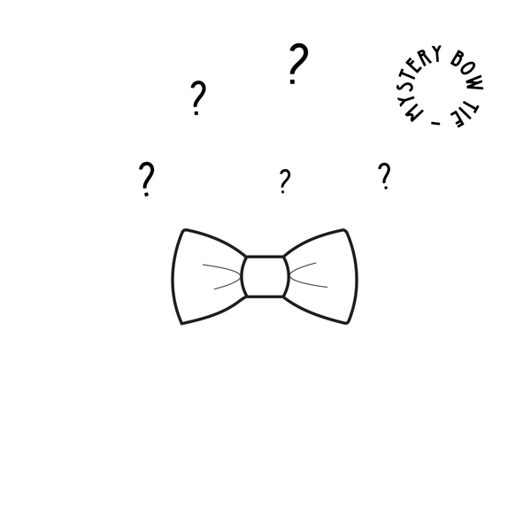 Mystery Bow Tie - 3 pack - PawTies