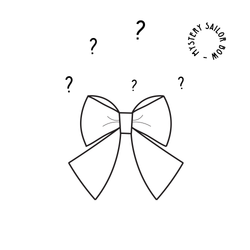 Mystery Sailor Bow - PawTies