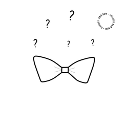 Mystery Hair Bow - 5 pack
