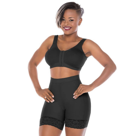Salome 0540-J Liposculpture Girdle High-back Short - Light Line (Medium-Light control)