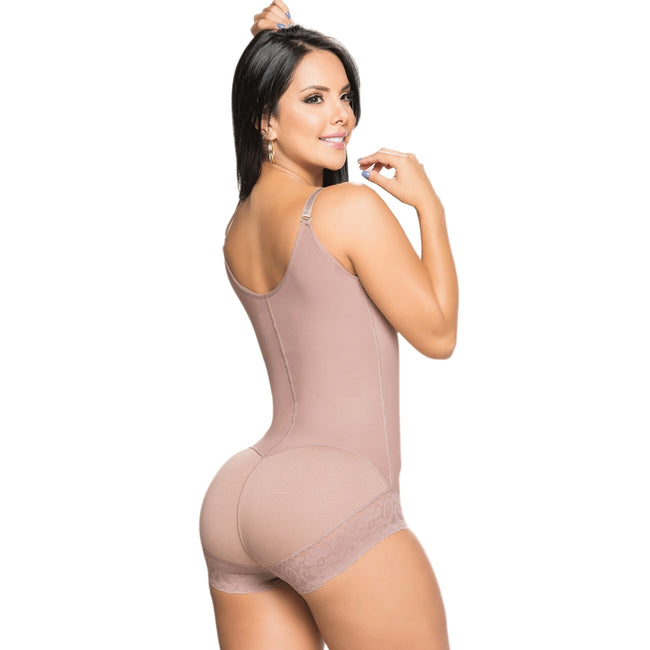 Faja-Salome-0537-J-Liposculpture-Braless-Girdle-Bodysuit-Coffe