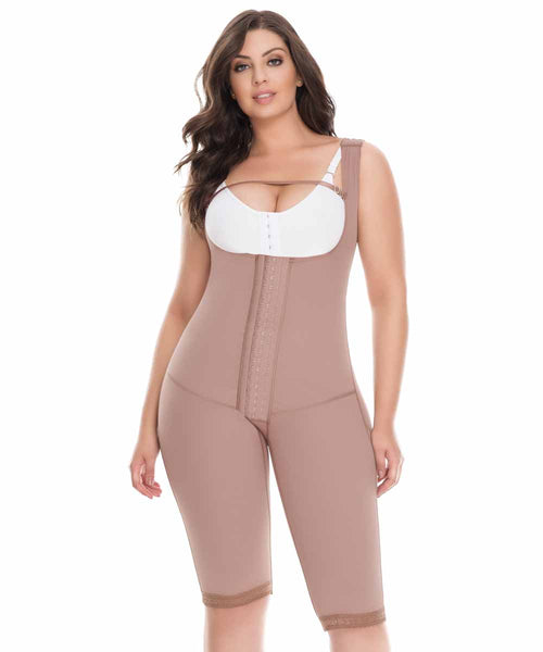 Delie By Fajas Diseños DPrada Faja Colombiana Invisible, hip-hugging girdle Plus Size