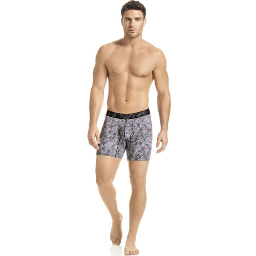 Hawai® Original Underware Men's Sleek Boxer Brief Middle Leg 41914