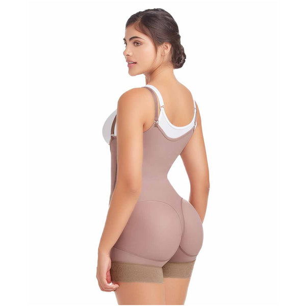 DELIE-by-Fajas-DPrada-Faja-Colombiana-09046-Postpartum-Reducing-and-Shaping-Body-shaping-girdle-Cafe'
