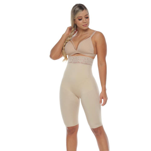 Colombian Strapless Body Shaper Invisible Under Clothes
