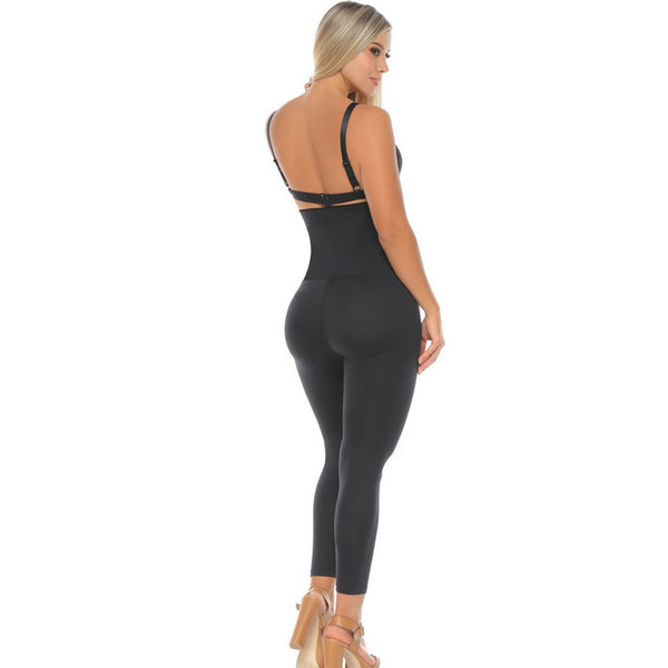 Colombian Latex Sport Pants Capri No seams Daily Use
