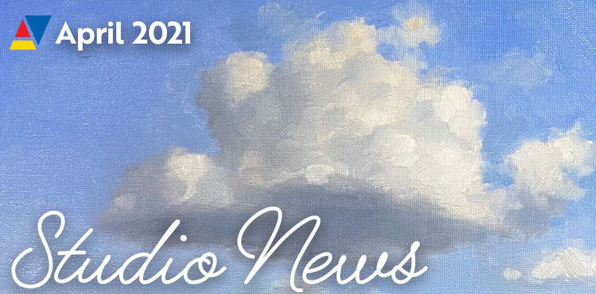 Studio News: April 2021