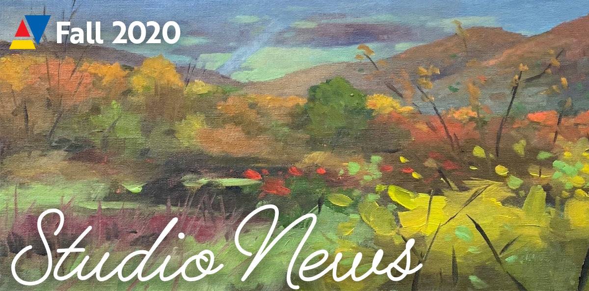Art Studio Update: Fall 2020