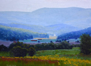 Plein Air Event- Paint Day on Sept. 22nd, Opening Reception on Oct. 12th