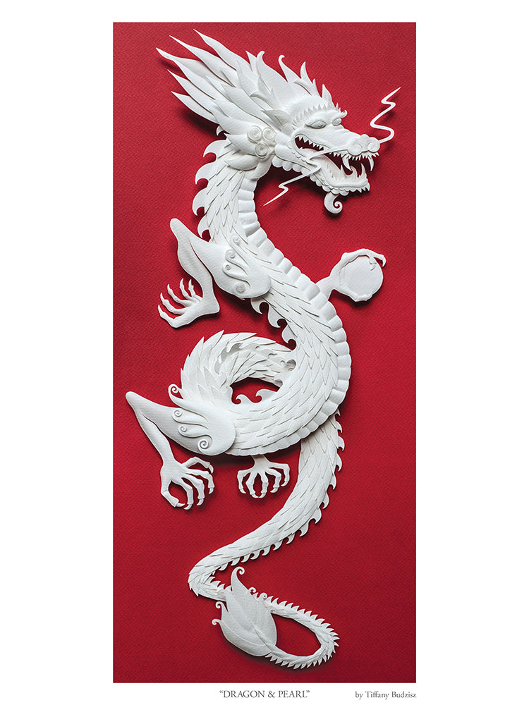 Dragon and Pearl | fine art print