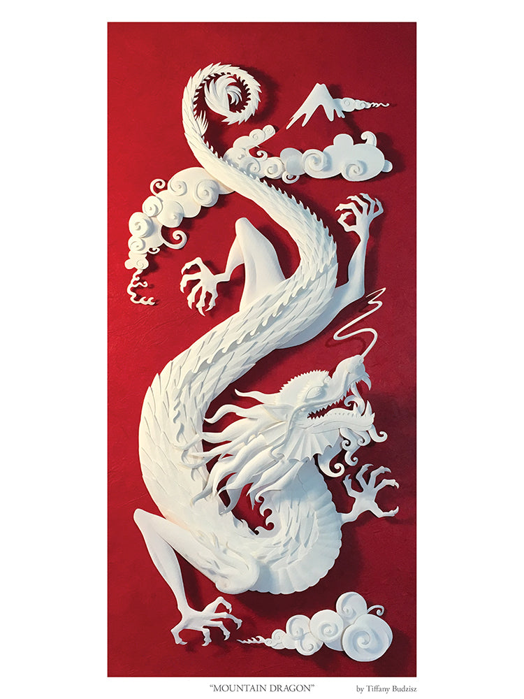 Mountain Dragon | fine art print