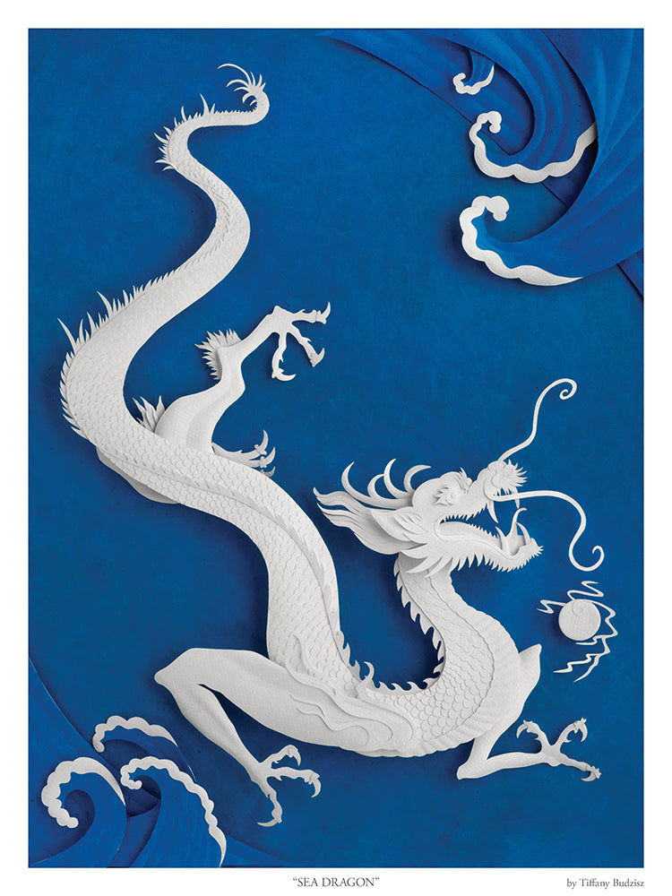 Sea Dragon | fine art print