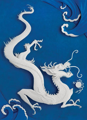Sea Dragon | fine art print 8 x 10