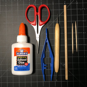 Paper Sculpture Tool Kit