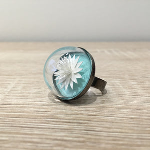 "The ""Lily"" Ring: 5 colors available"
