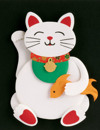 Lucky Cat | fine art print