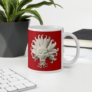 Dragon Medallion Mug