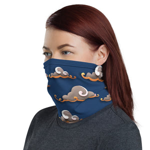 Sunset Clouds Neck Gaiter
