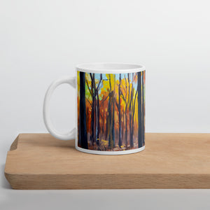Autumn Forest Mug