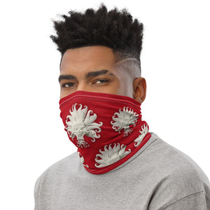 Dragon Medallion Neck Gaiter